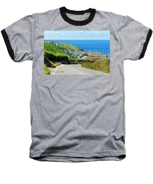 Cove Hill Sennen Cove Baseball T-Shirt