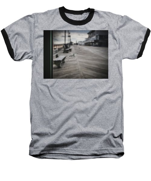 Crack Baseball T-Shirt