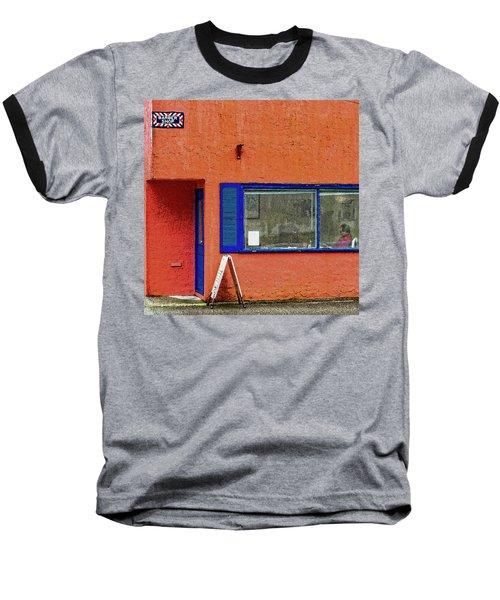 Cranberry Barber Shop Baseball T-Shirt