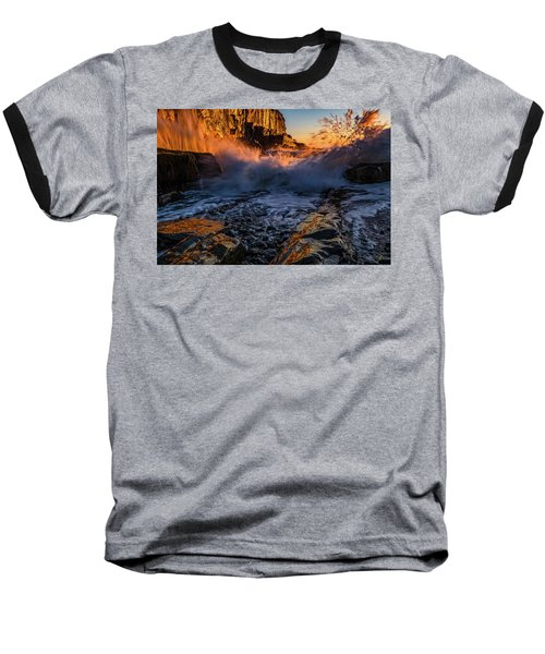 Crash Baseball T-Shirt