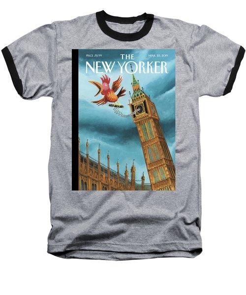 Crazy Time Baseball T-Shirt