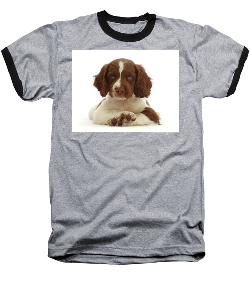 Cross Paws Baseball T-Shirt