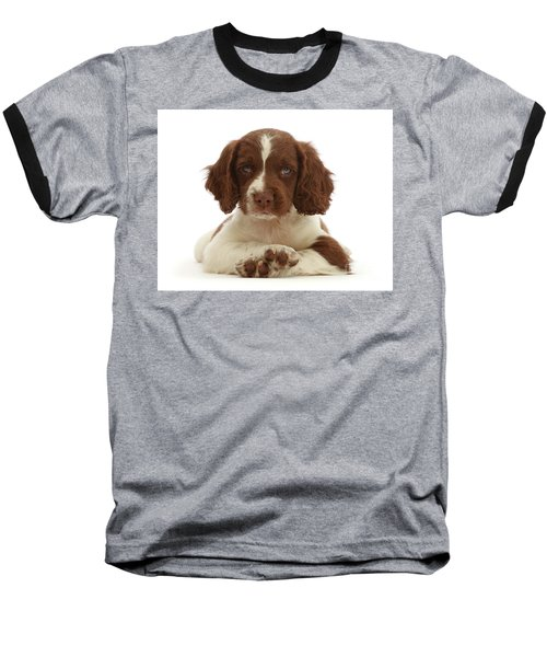 Cross Paws Baseball T-Shirt