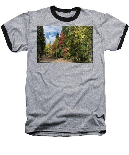 Baseball T-Shirt featuring the photograph Cruising Colorado by James BO Insogna