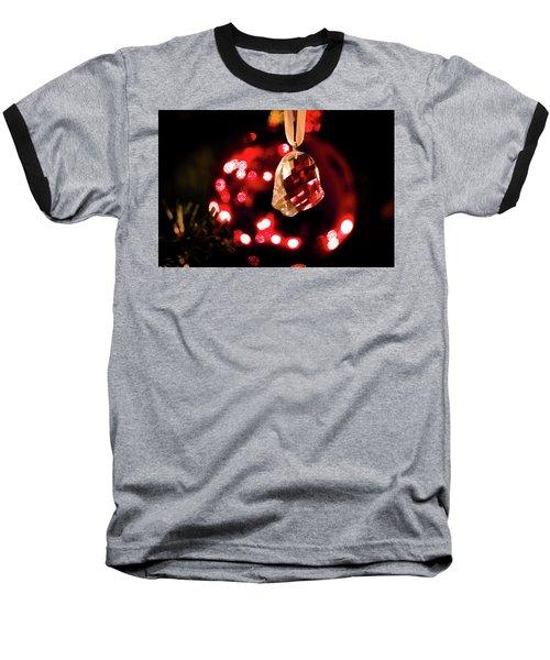 Crystal Bell Baseball T-Shirt