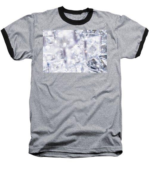 Crystal Bling II Baseball T-Shirt