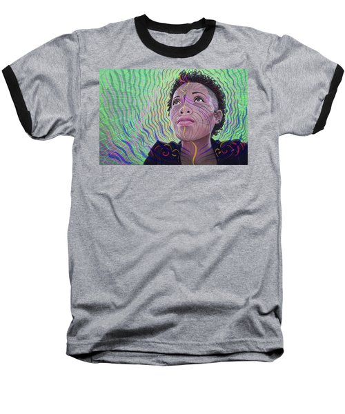 Looking Up Baseball T-Shirt