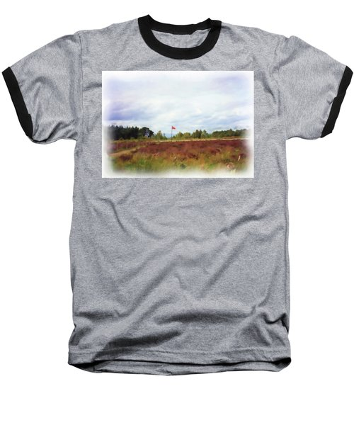 Culloden Battlefield Painting Baseball T-Shirt