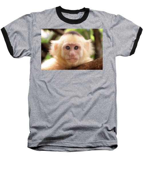 Curious George Baseball T-Shirt