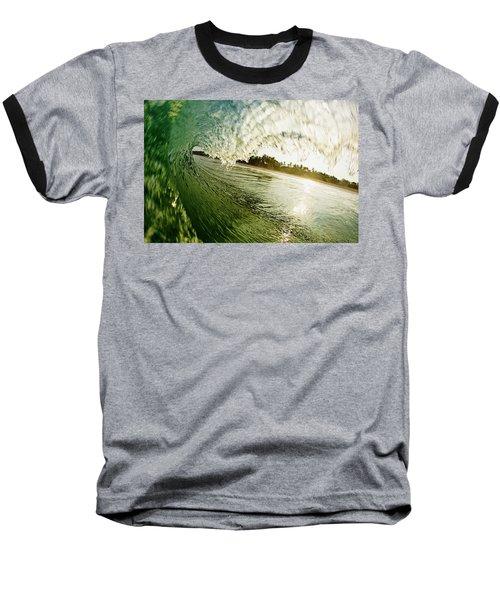 Curtain Baseball T-Shirt
