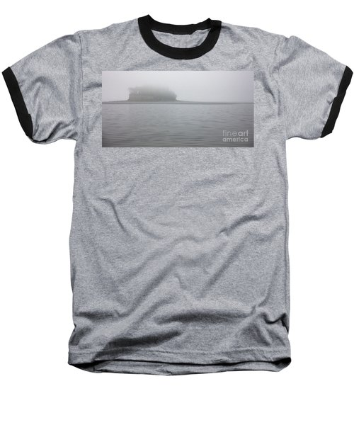 Baseball T-Shirt featuring the photograph Cutts Island State Park by Richard Lynch