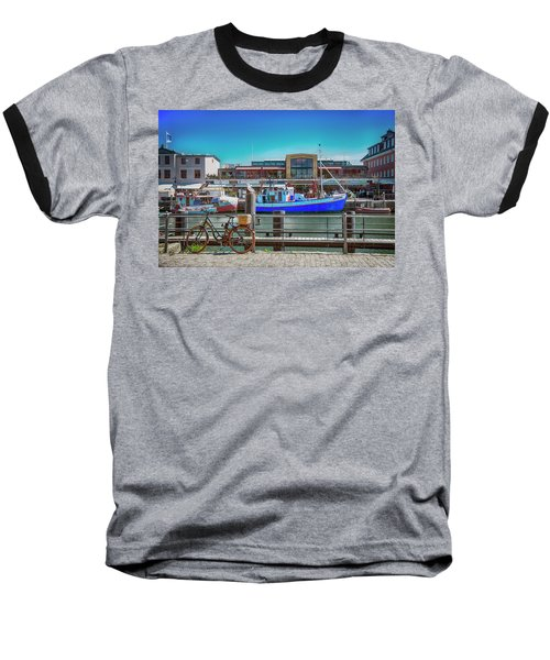 Cycle Or Sail Baseball T-Shirt