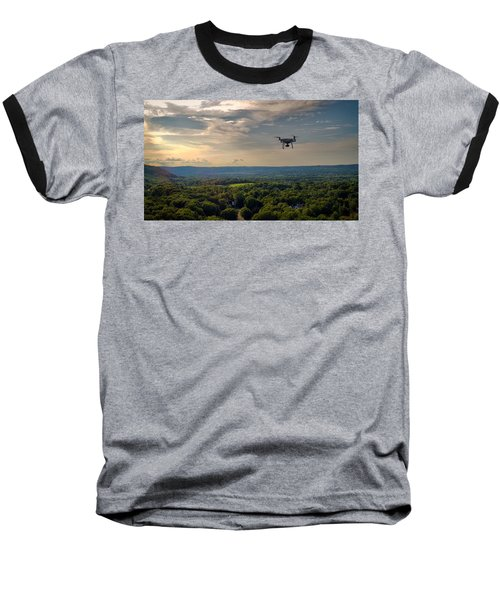 D R O N E  Baseball T-Shirt