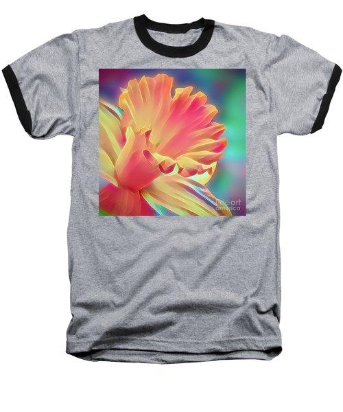 Daffy Daffodil 1 Baseball T-Shirt