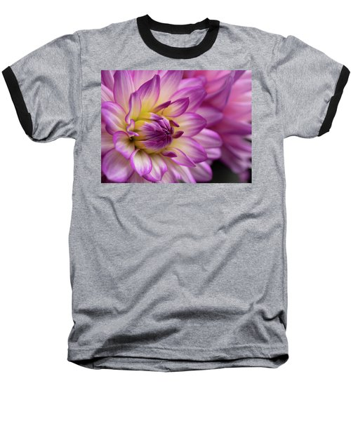 Dahlia II Baseball T-Shirt