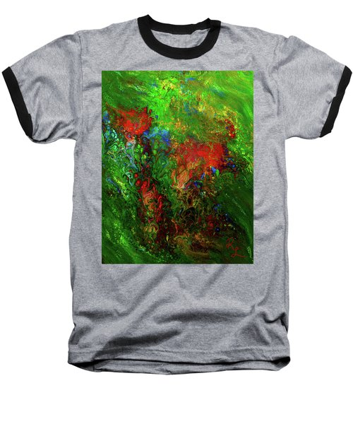 Dance Of The Dragon Baseball T-Shirt