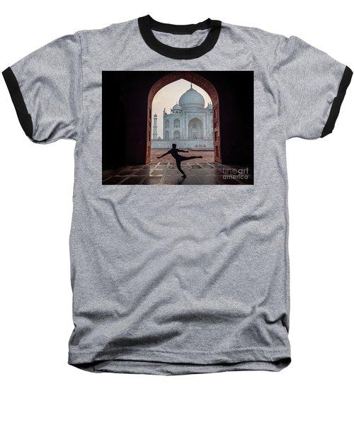 Dancer At The Taj Baseball T-Shirt