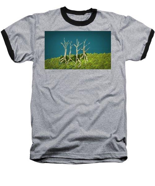 Dancing #i3 Baseball T-Shirt