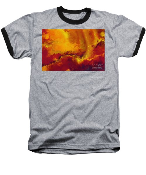 Daniel 6 27. He Delivers And Rescues Baseball T-Shirt