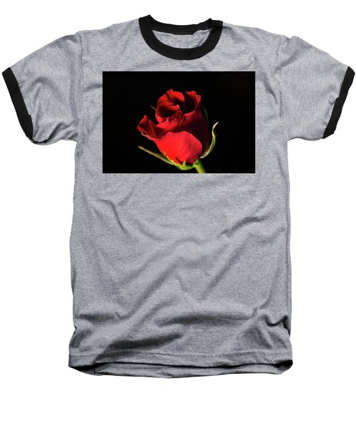 Dark Rose Baseball T-Shirt