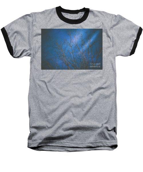 Dark Winter Baseball T-Shirt