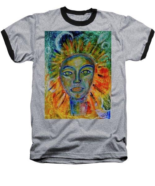 Daughter Of The Sun And Moon Baseball T-Shirt