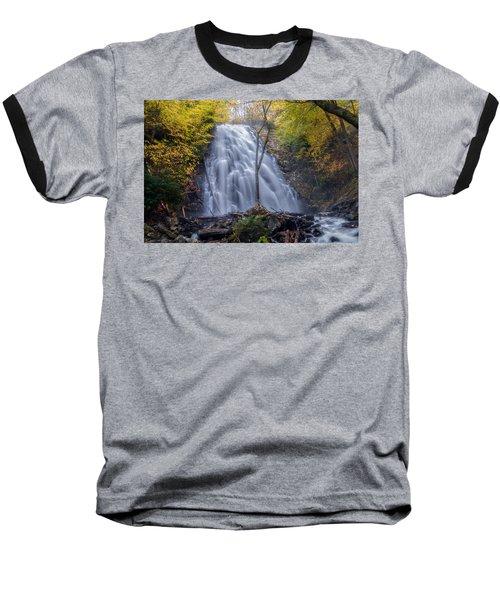 Dawn At Crabtree Falls Baseball T-Shirt