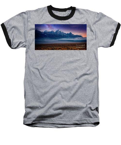 Dawn Breaks Baseball T-Shirt
