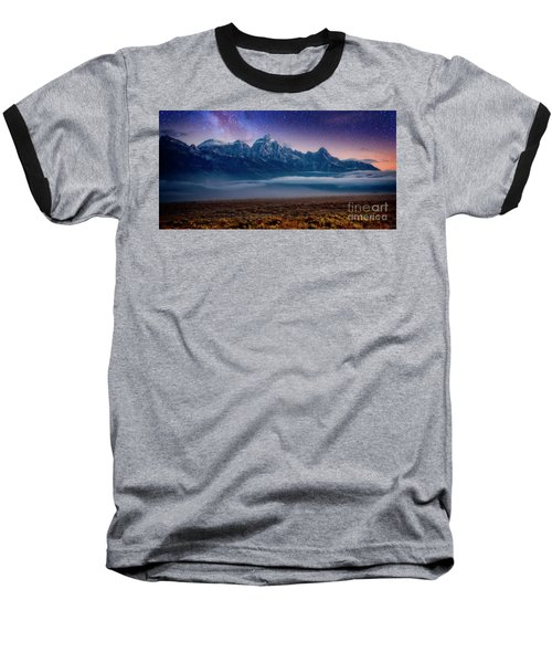 Dawn Breaks Baseball T-Shirt