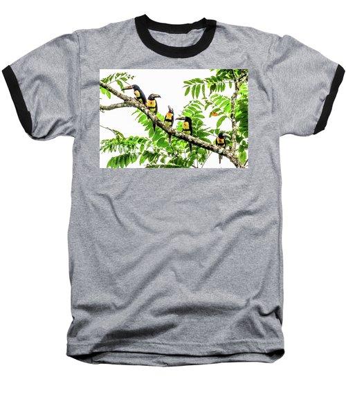 Dawn Patrol Baseball T-Shirt