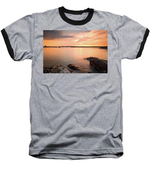 Days End Daydream  Baseball T-Shirt