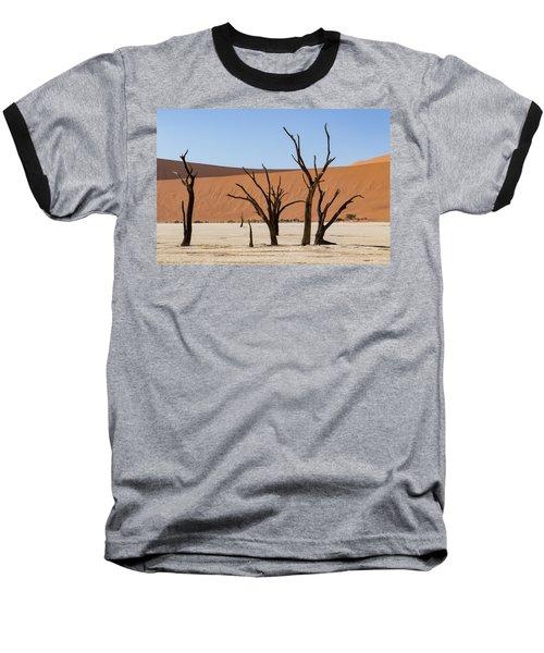 Deadvlei Desert Baseball T-Shirt
