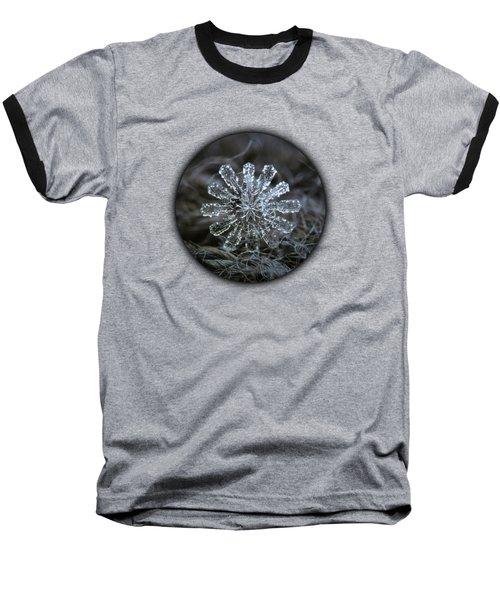 December 18 2015 - Snowflake 3 Baseball T-Shirt