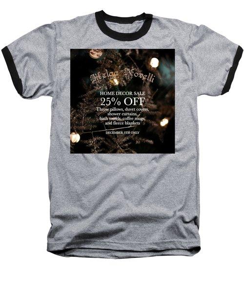 December Offers Baseball T-Shirt