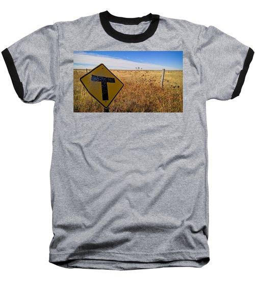 Decision Time Baseball T-Shirt