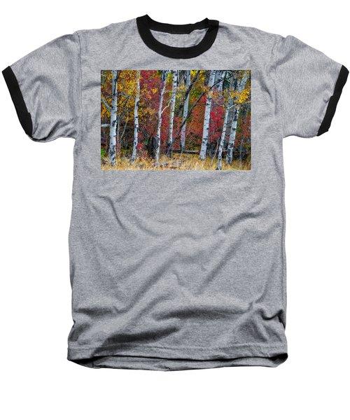 Deep Aspens Baseball T-Shirt