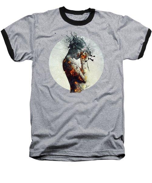 Deliberation Baseball T-Shirt