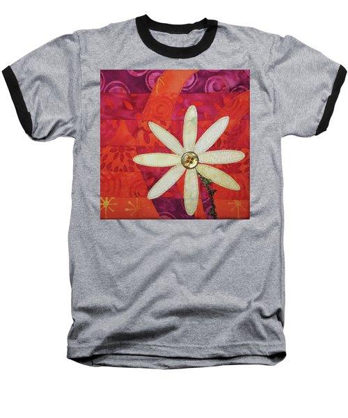 Delightful Daisy Baseball T-Shirt