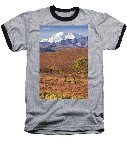 Denali Grizzly Baseball T-Shirt