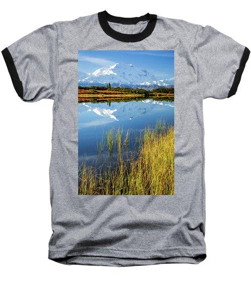 Denali Reflection Baseball T-Shirt