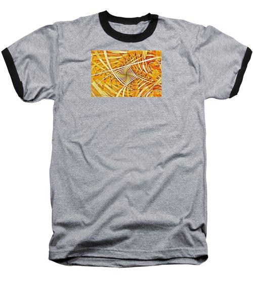 Descent Into Yello Baseball T-Shirt