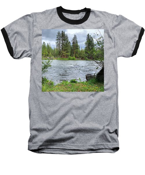 Deschutes River Baseball T-Shirt