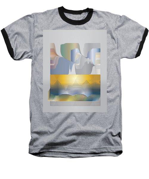 Desert Filter Box Baseball T-Shirt