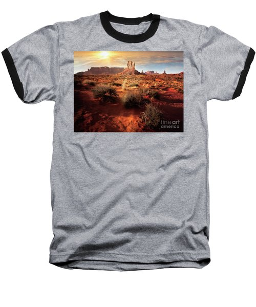 Desert Sun Baseball T-Shirt