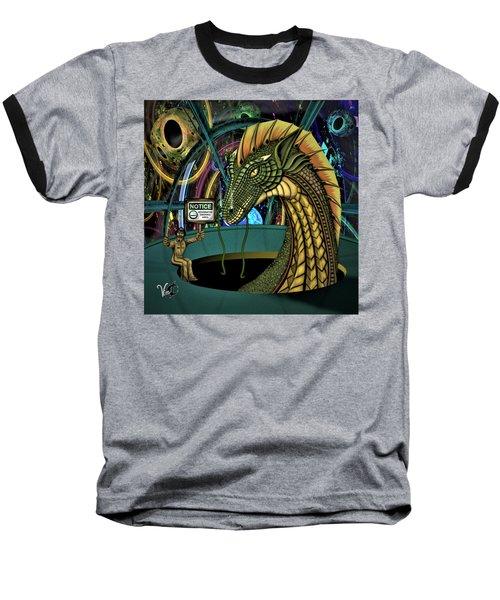 Designated Smoking Section Baseball T-Shirt