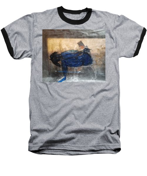 Desire By Nietzsche Baseball T-Shirt