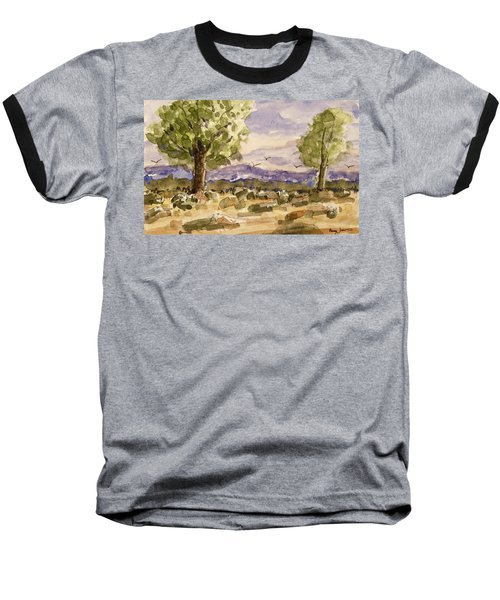 Desolate Baseball T-Shirt