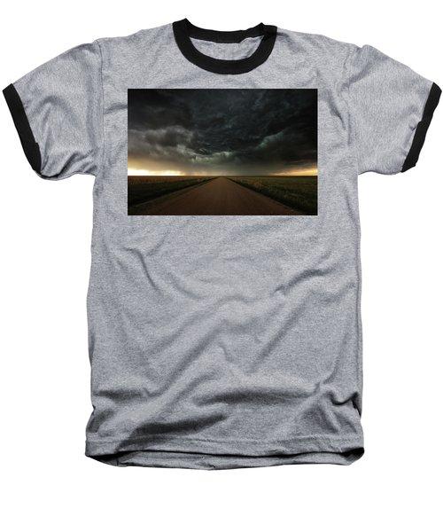 Desolation Road Baseball T-Shirt