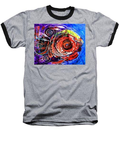 Diabla Grande Baseball T-Shirt