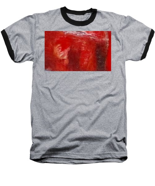 Digital Abstract N12. Baseball T-Shirt